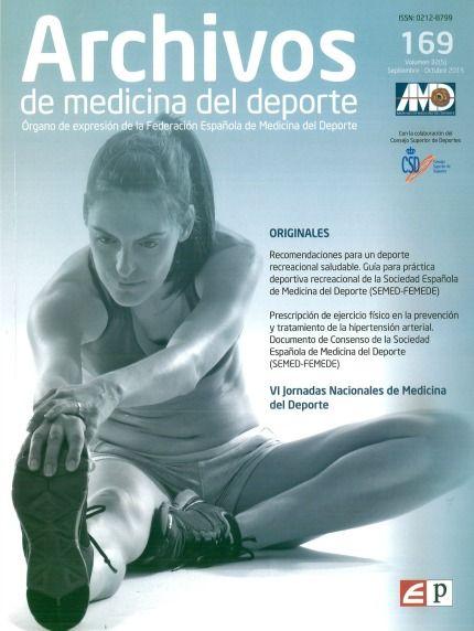 archivos medicina del deporte