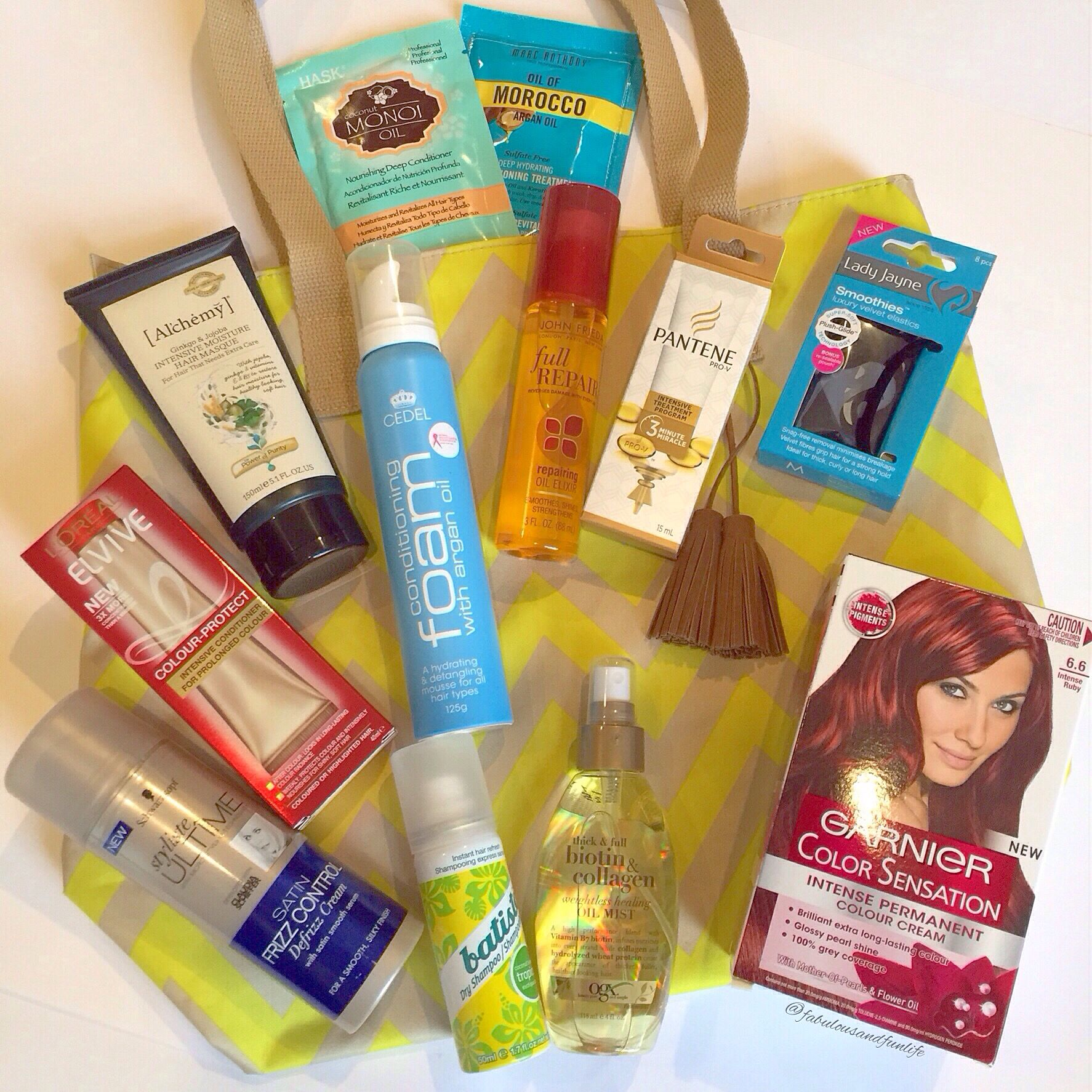 Priceline Hair Care Gift Bag Hair care gifts, Hair care