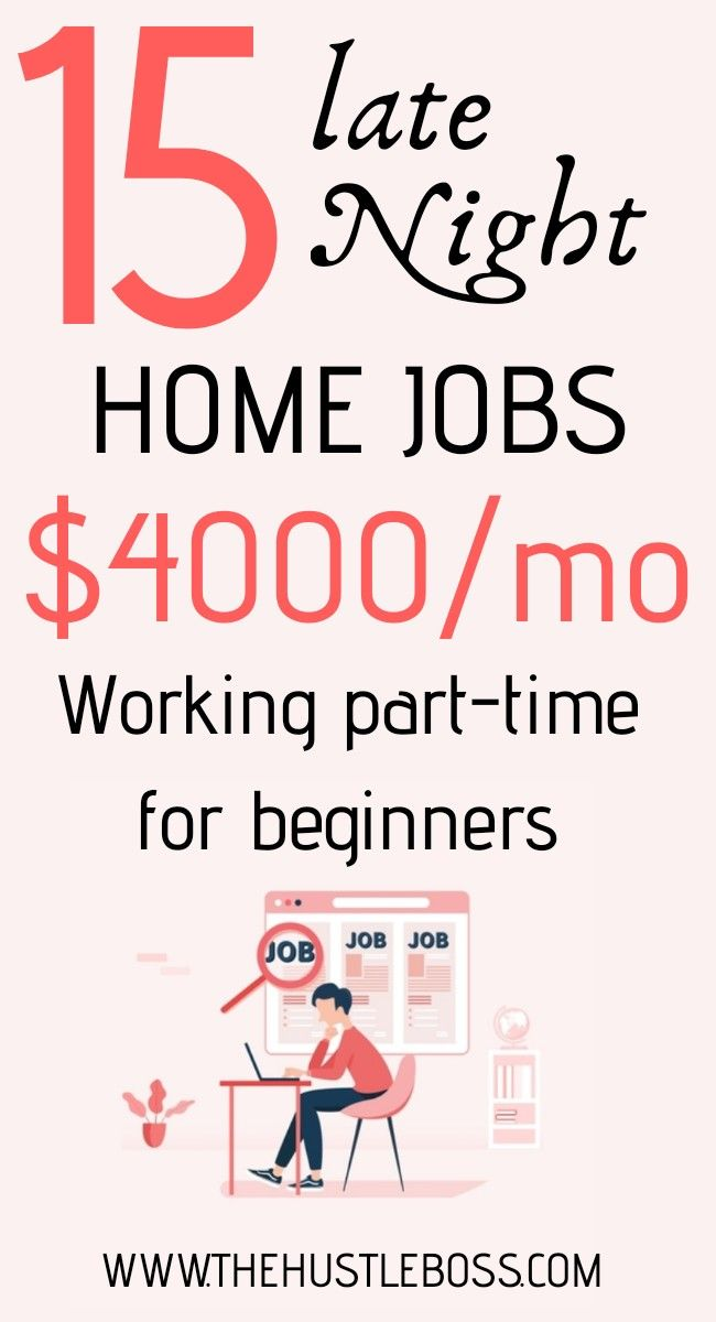High paying side jobs to make money working from h