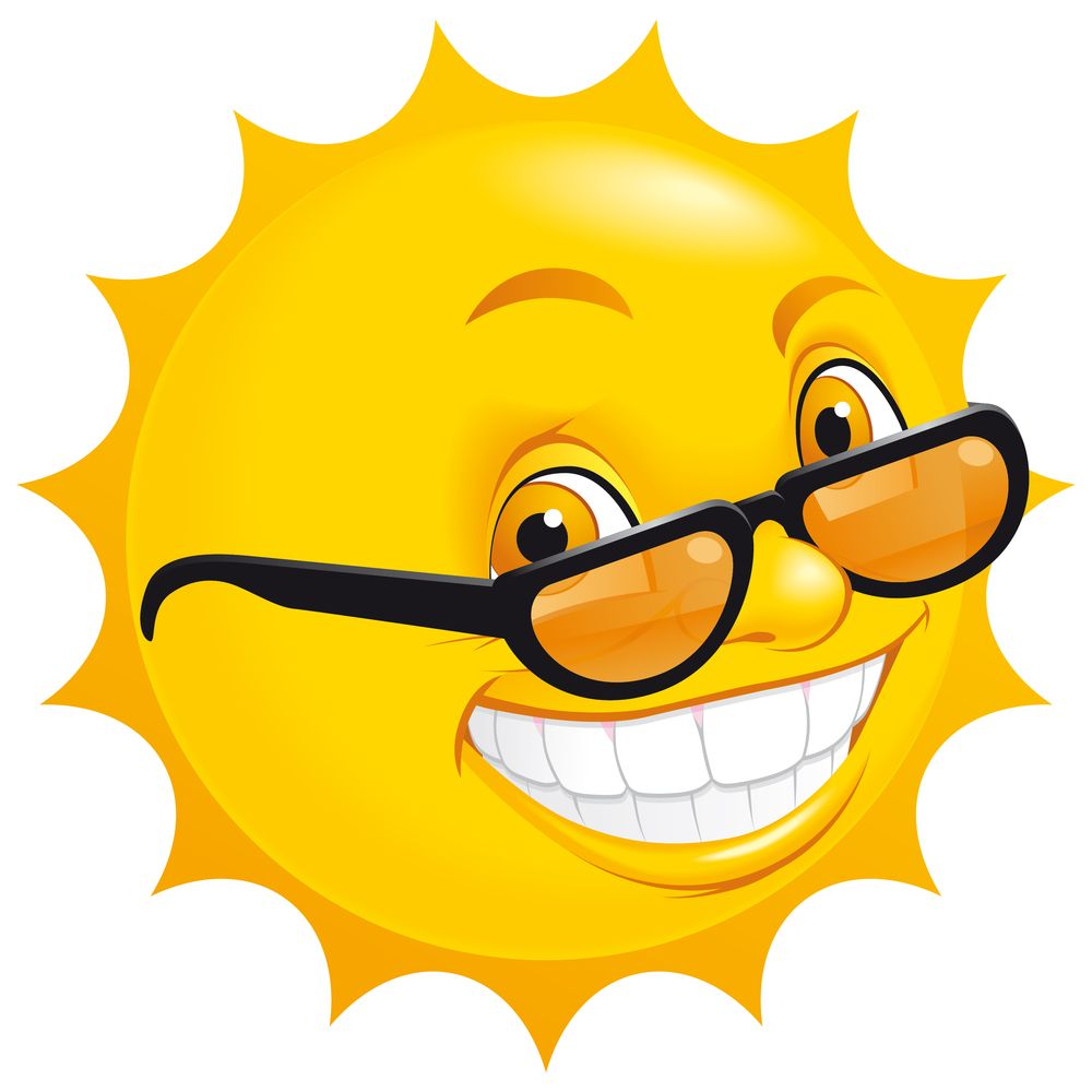 a9bae77c3cd0 Another reason to smile this summer--the sun can be good for your teeth!