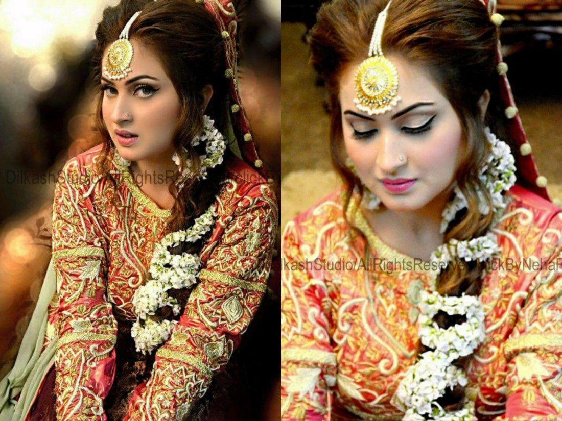Mehndi Hairstyles Review : Makeup by kami mehndi bridal