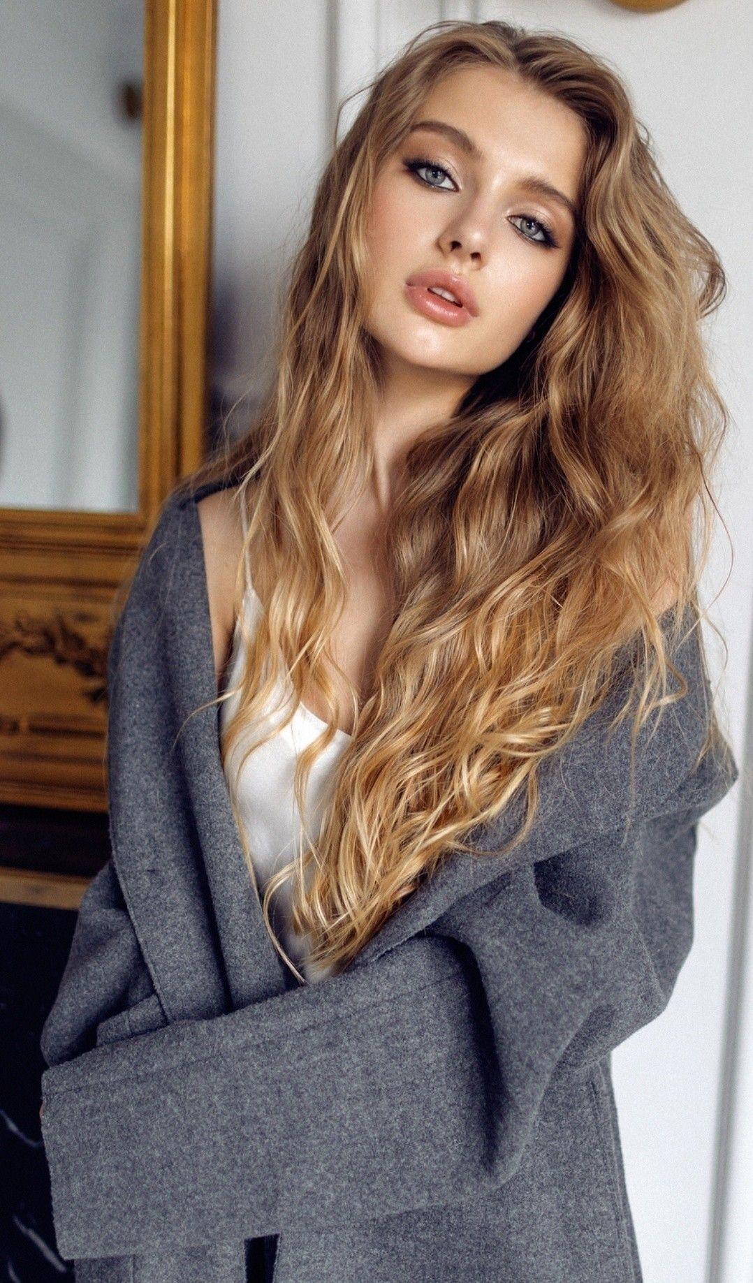 Pinterest Snehanair Hair Styles Natural Wavy Hair Long Hair Styles