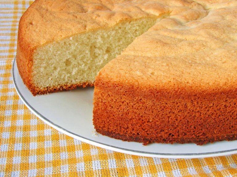 Pan di Spagna #dolci #ricette