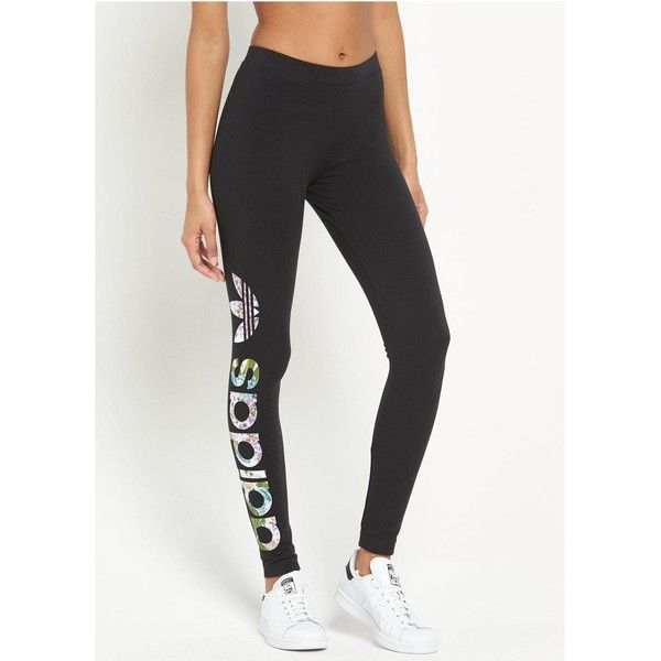 d86d164f772e77 Originals  floral Training  Leggings Linear Adidas £24 qSAR4SUn