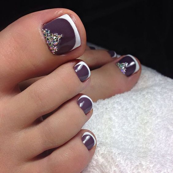 Q Riouser Q Riouser Nail Art: Toe Nail Art, Nail Art, Pedicure