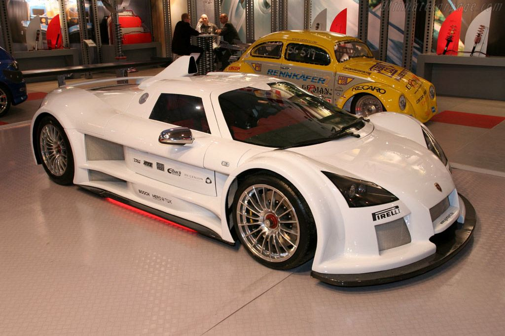2005 Gumpert Apollo Images Specifications And Information