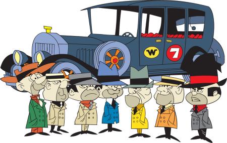 Wacky Races Characters Google Search Desenhos Animados