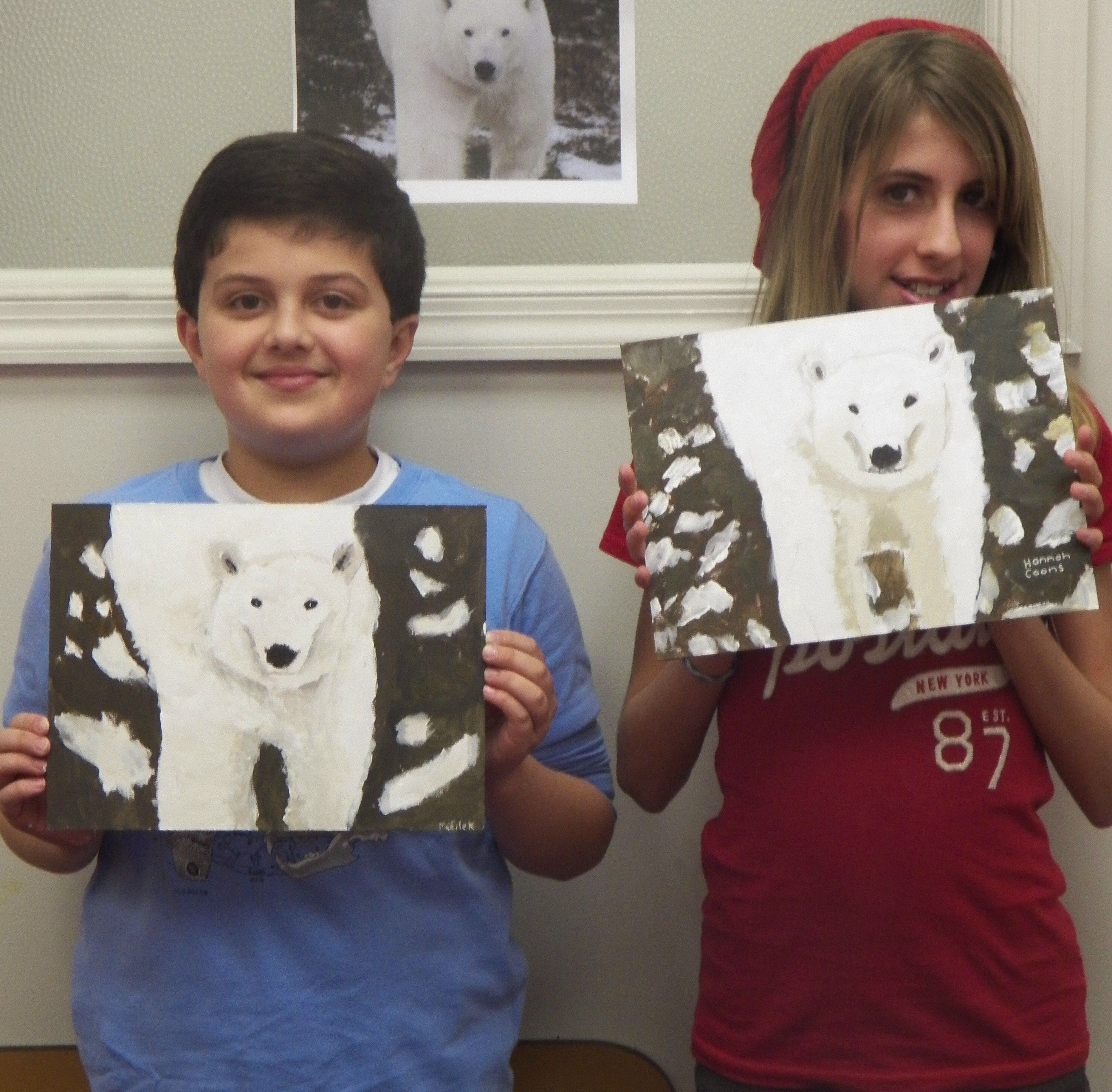 Creative 7th Grade Painting Projects