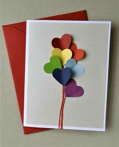 Handmade Post Card