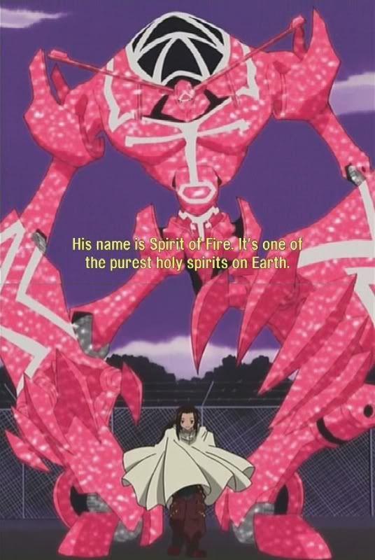 Shaman King Batch : shaman, batch, Spirit, Shaman, King,, Gundam, Blooded, Orphans