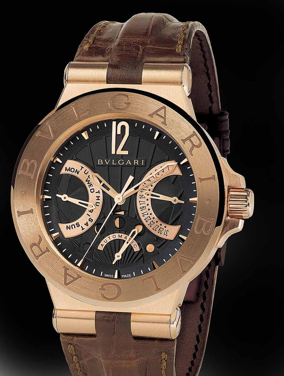 a5769fc8289 Bulgari Diagono (Iron Man)