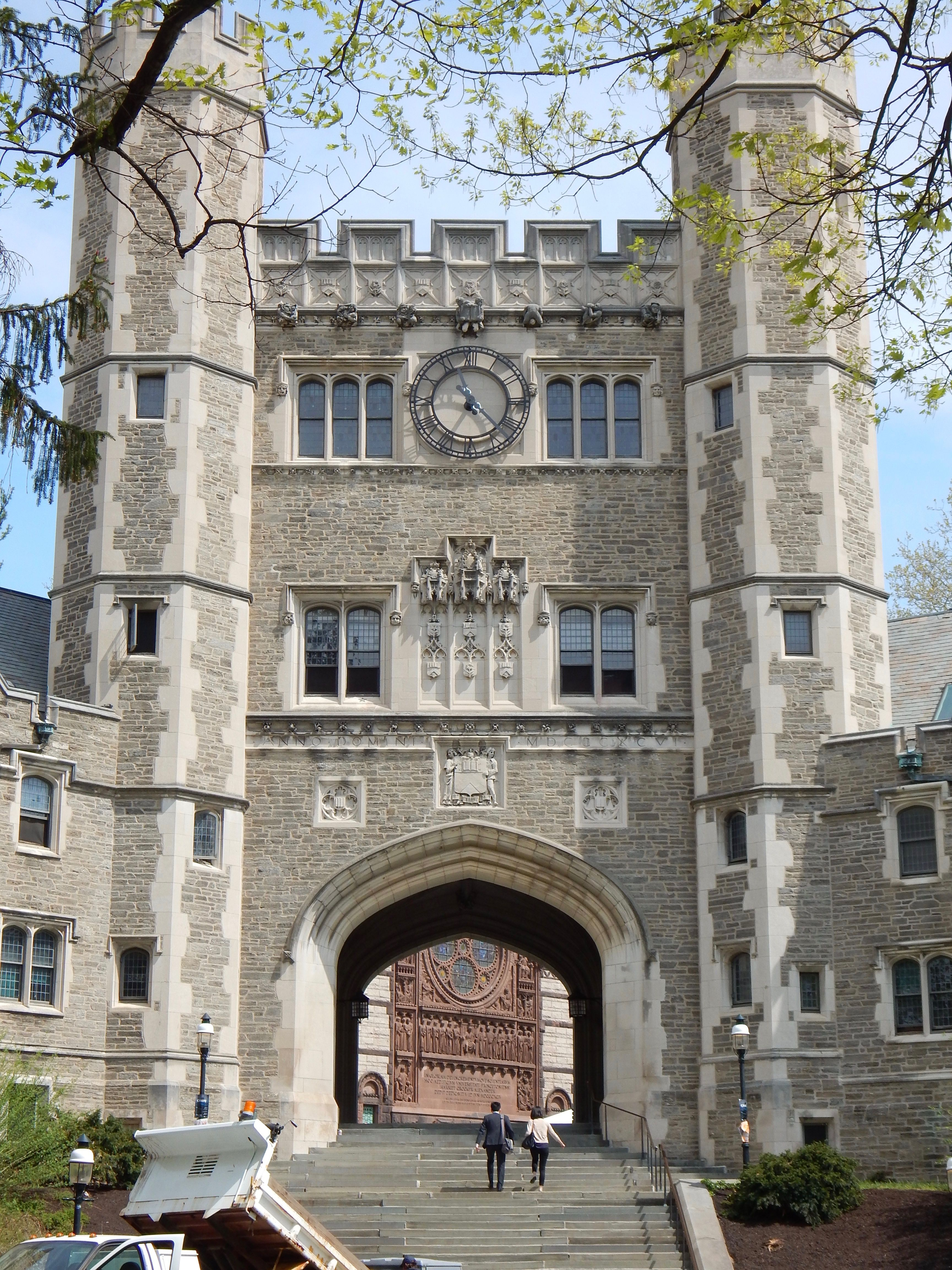 Princeton University Architecture Photo
