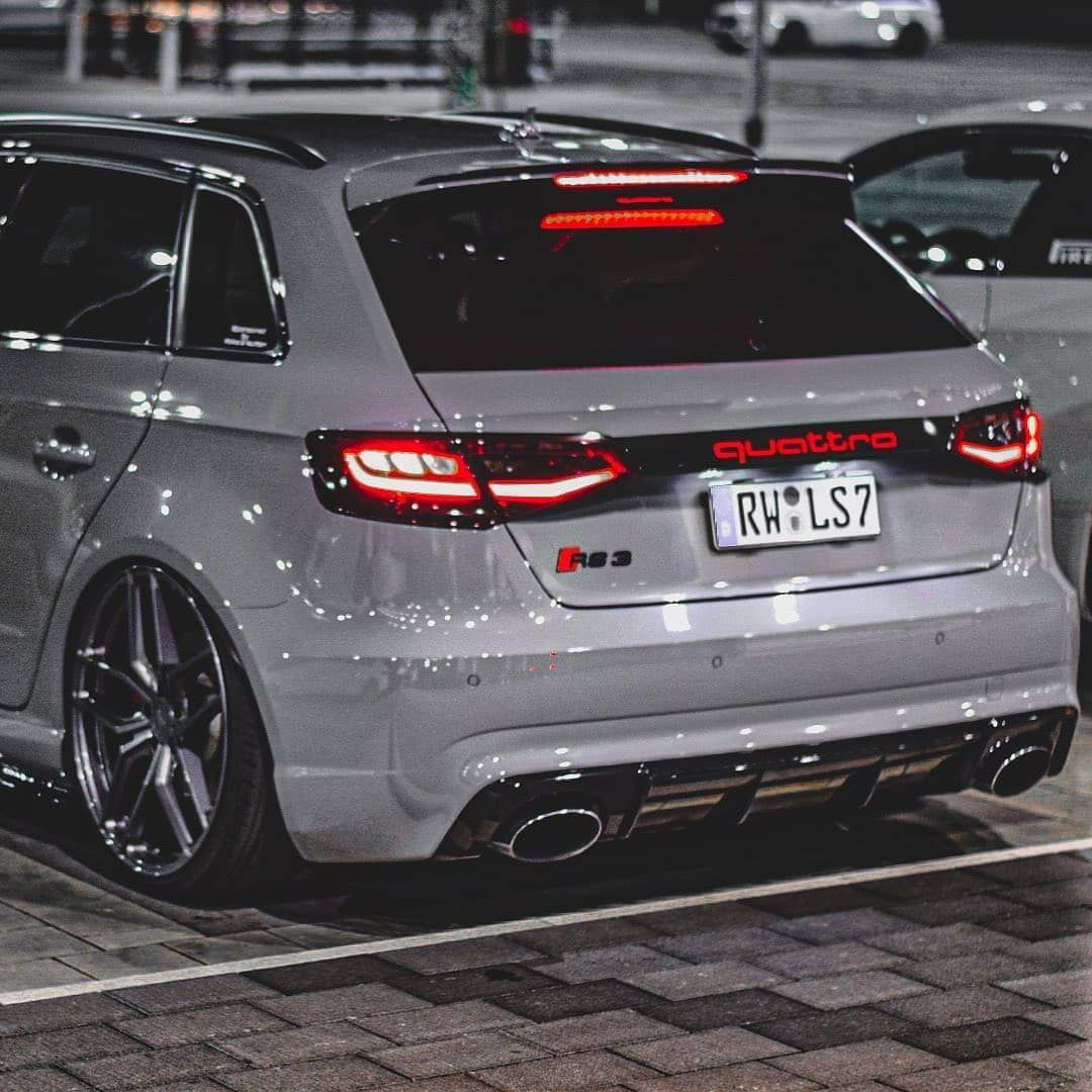 🔥 ️Sexy Nardo Grey RS3 ️🔥 Rate this Audi from 1-100 . Get ...