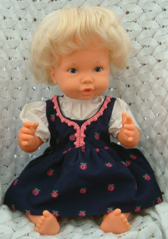 Vintage Baby Alive Baby Doll 1976 In Dolls Amp Bears Dolls