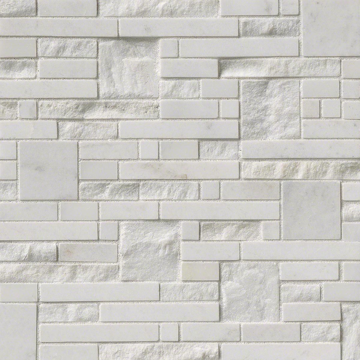 Greecian White Opus Pattern