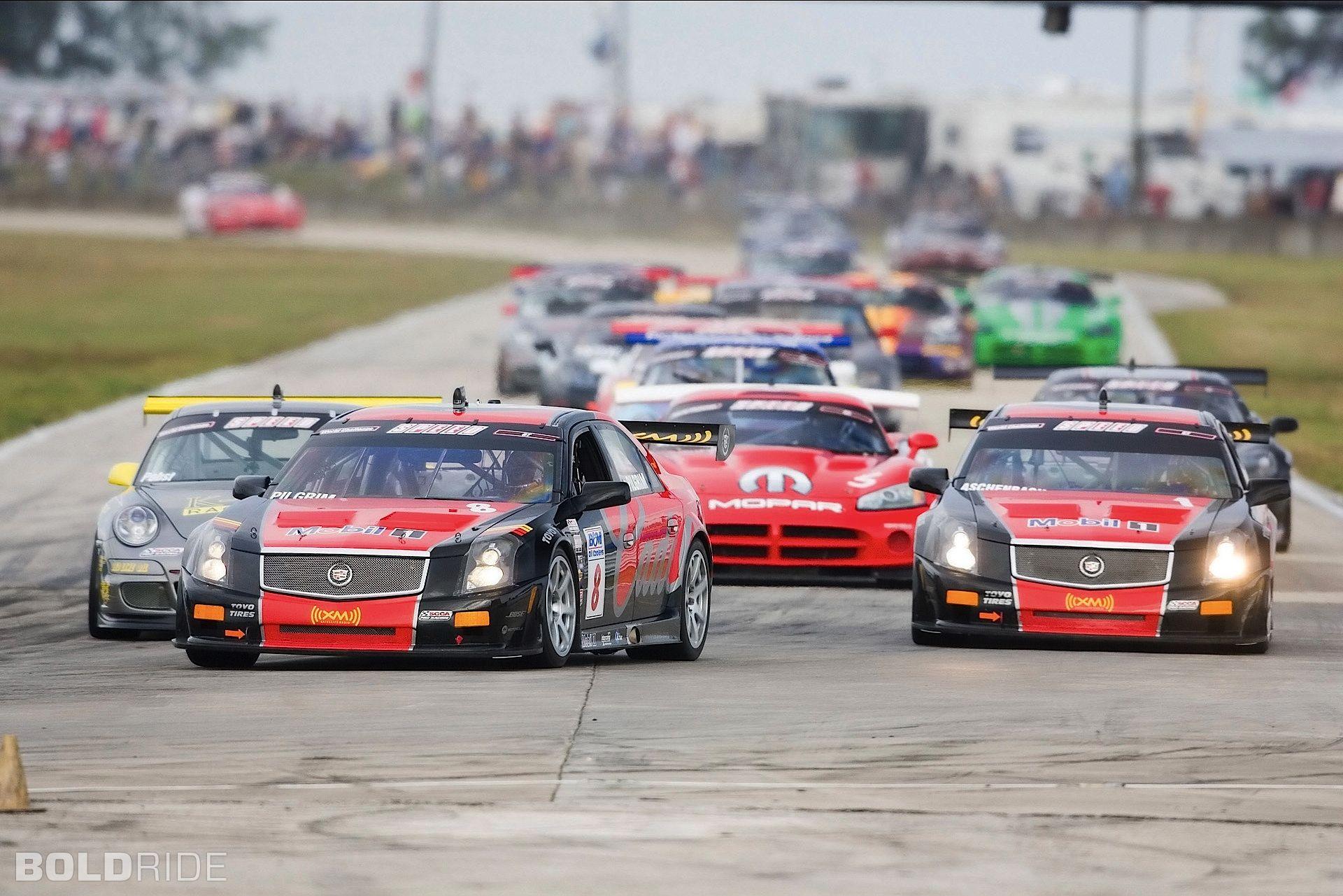 Cadillac Cts V Racing