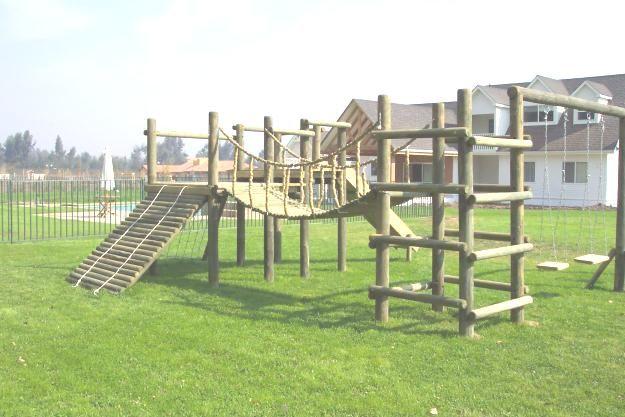 exterior juegos de madera para nios