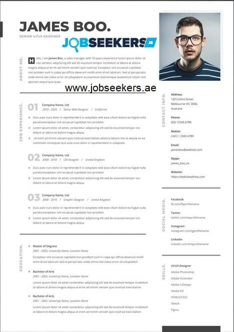 Resume and cv writing services uae