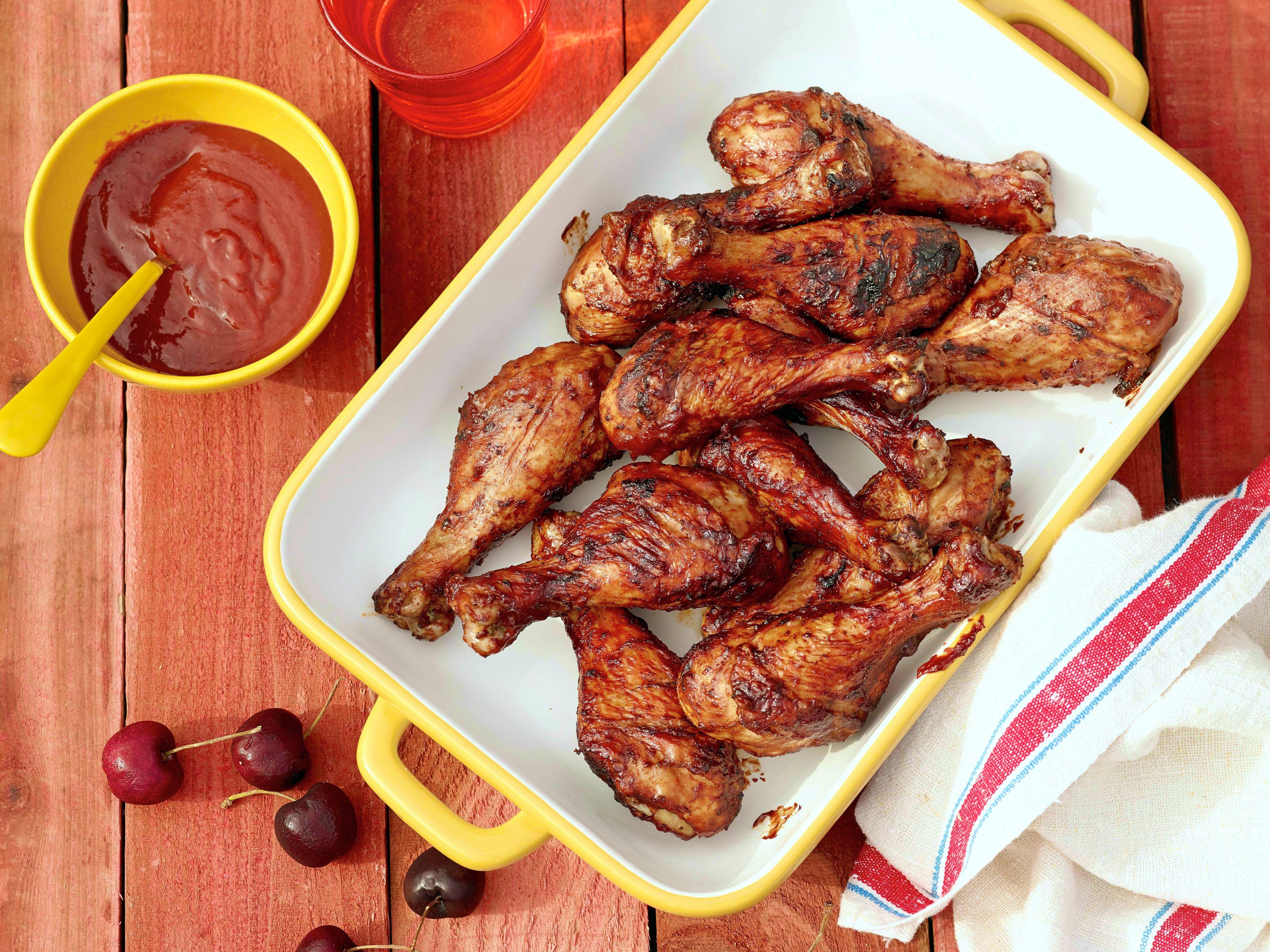 Cherry bbq chicken drumsticks recipe bbq chicken drumsticks cherry bbq chicken drumsticks forumfinder Gallery