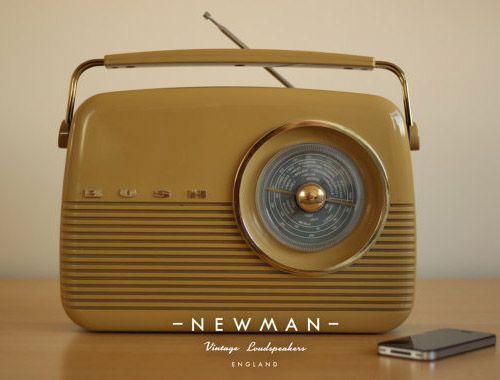 Newmanradio 3 Vintage Radio Radio Old Radios