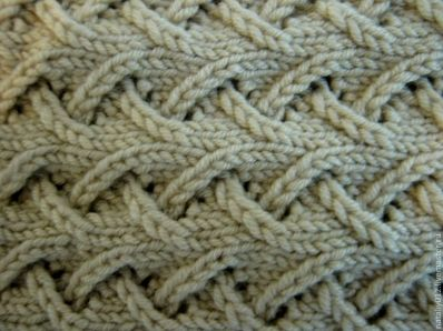 Unusual knitting pattern for knitting | Узоры для вязания ...