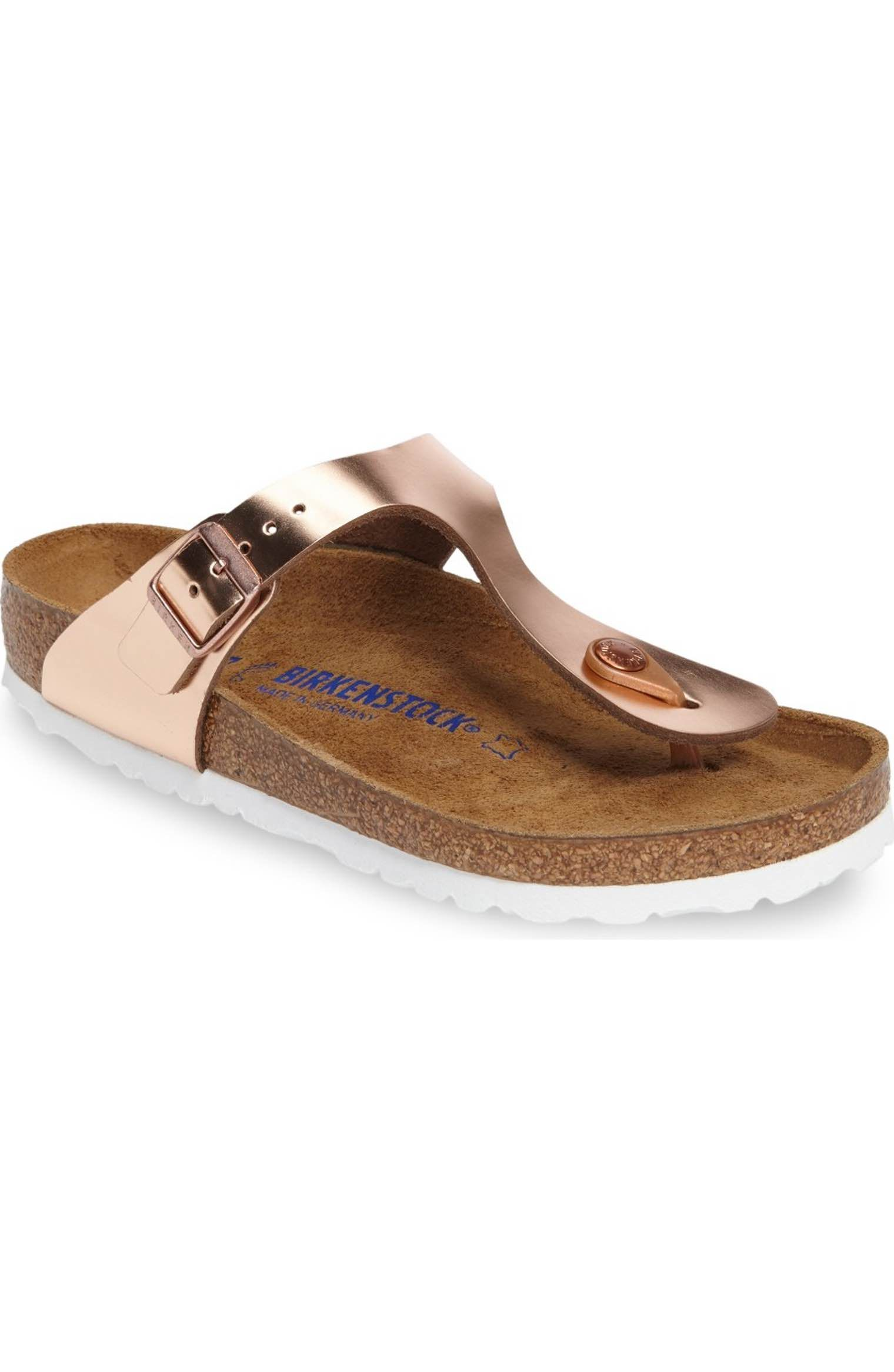 f5e3a322624e Main Image - Birkenstock Gizeh Soft Footbed Flip Flop (Women ...