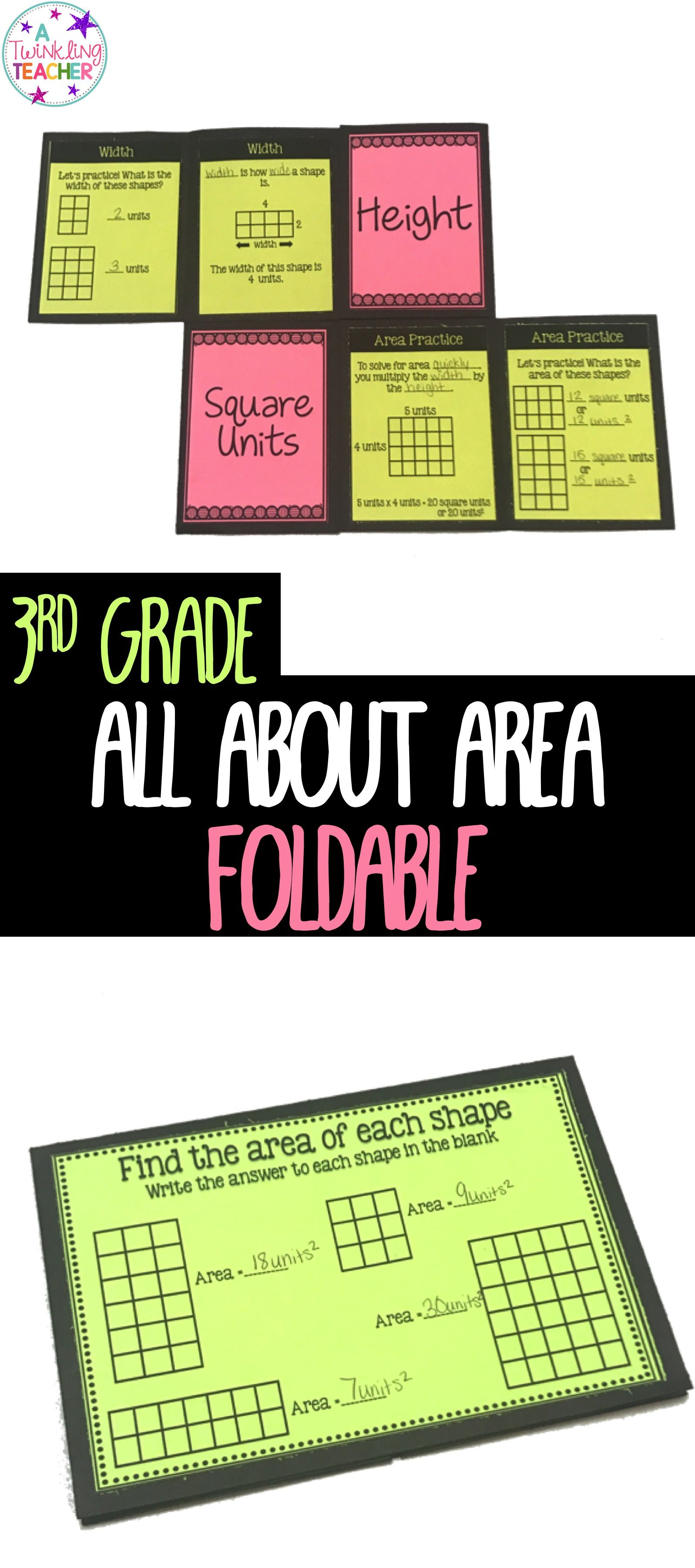 All About Area Foldable