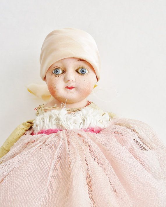 Compromised creepy German girl by Gollygollygolly on Etsy