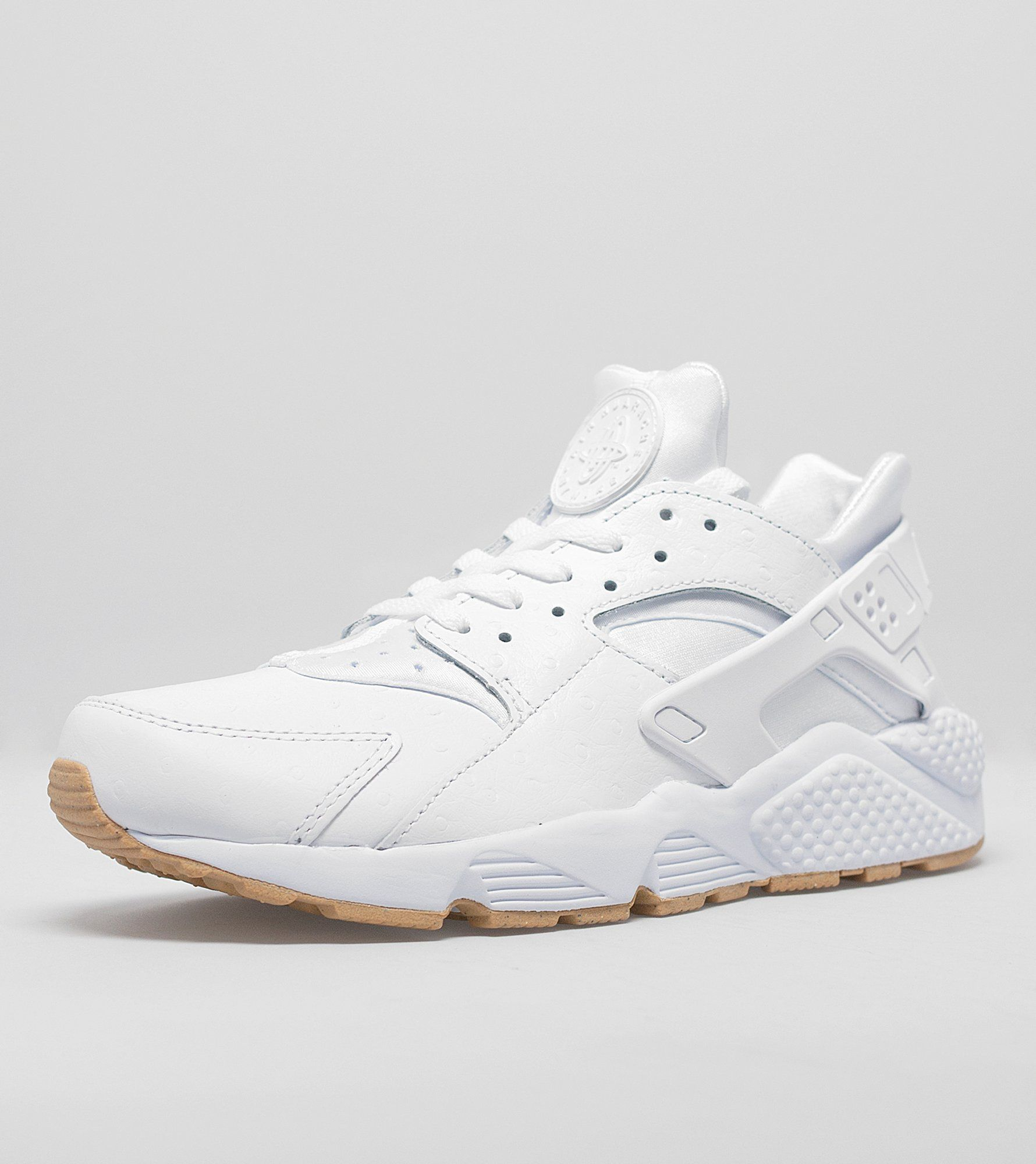 best value 2110c e634b Nike Air Huarache Premium  White   Gum Pack  - find out more on our site.  Find the freshest in trainers and clothing online now.