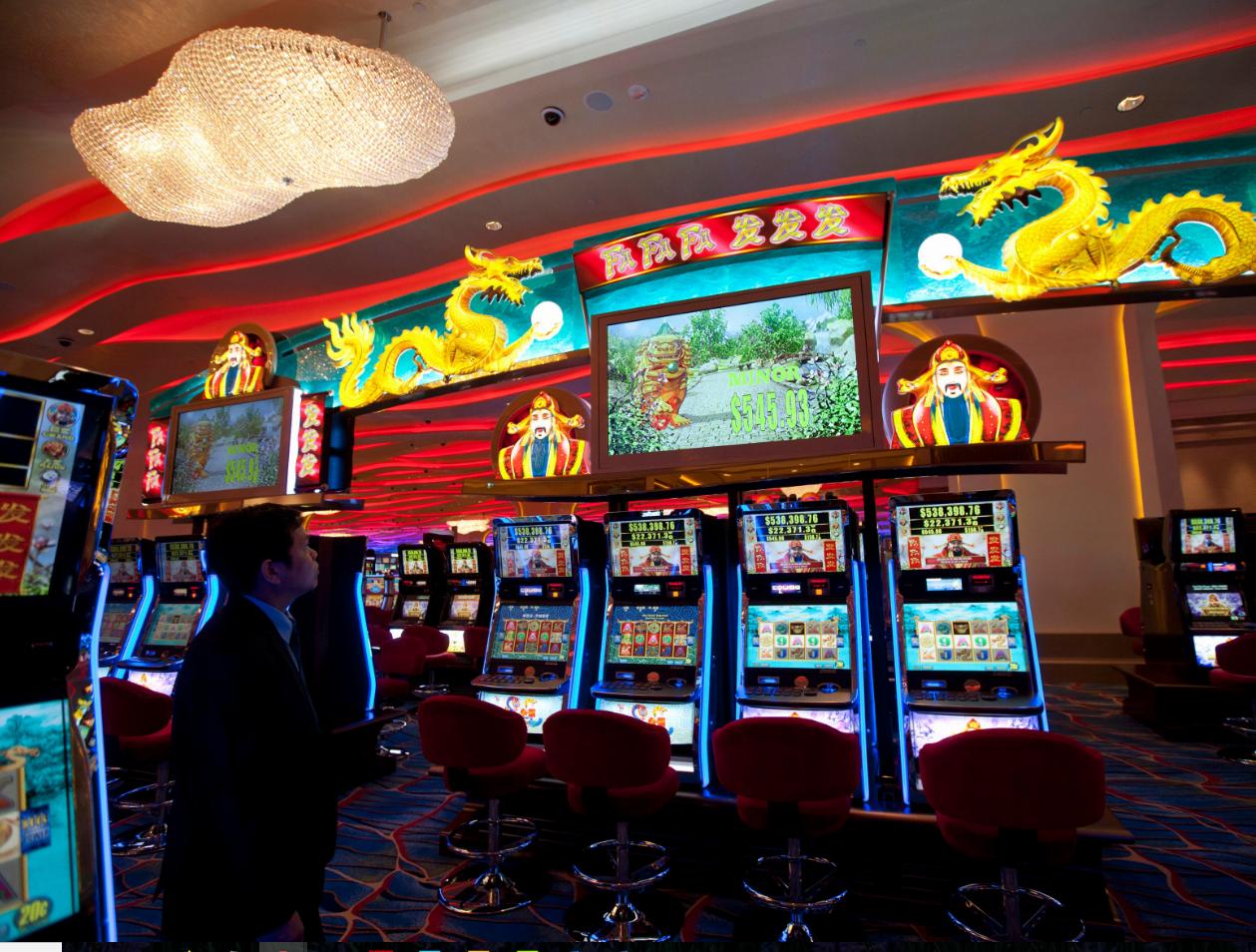 Casino Games Macau