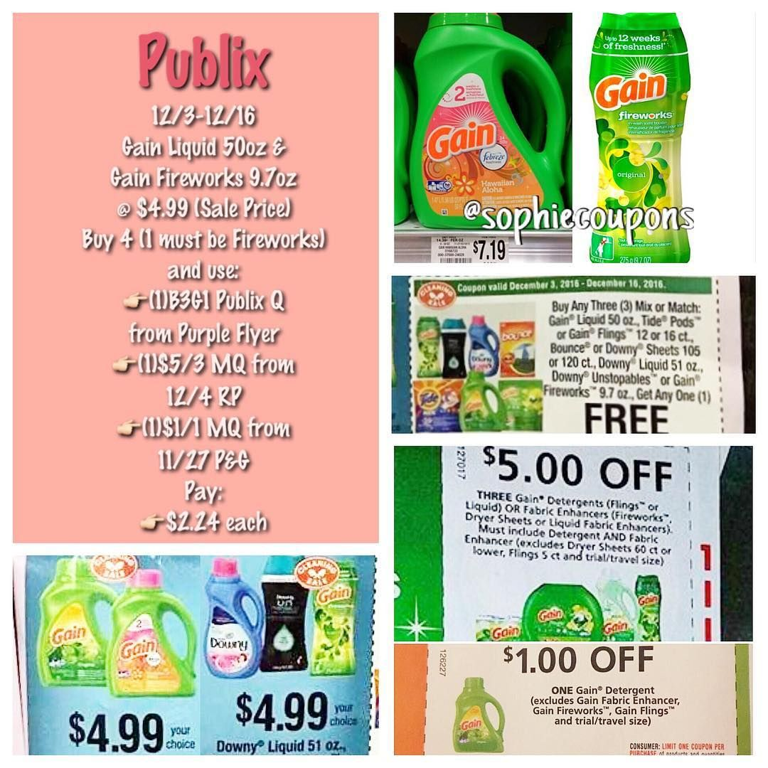 Publix 12 3 12 16 Thank You Publixcouponing101 For The Purple Flyer And Qpon Susy For Coupon Picture Couponing 101 Extreme Couponing Publix Deals