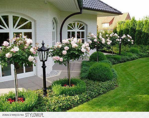 Pin de Artur Supel en ogród Pinterest Casa jardin, Jardines y Jardín - Jardines Hermosos