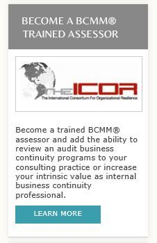 The Business Continuity Maturity Model Bcmm The Business