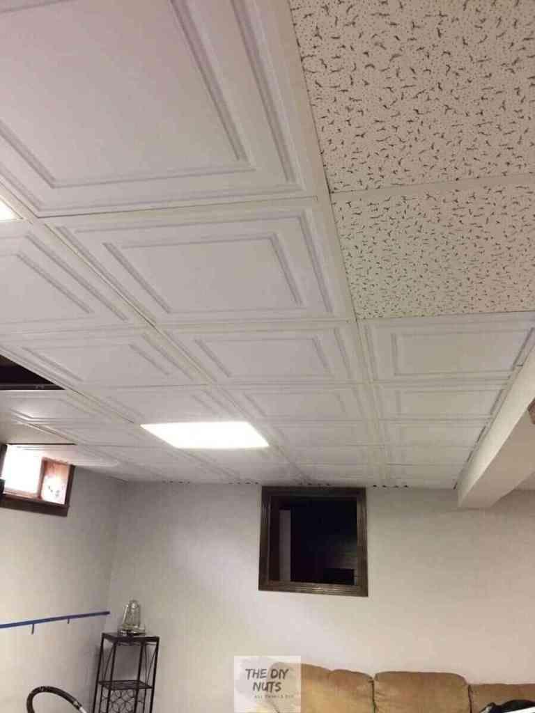 Diy Budget Basement Makeover Ideas Easy Weekend Diy Projects Basement Makeover Basement Remodel Diy Dropped Ceiling