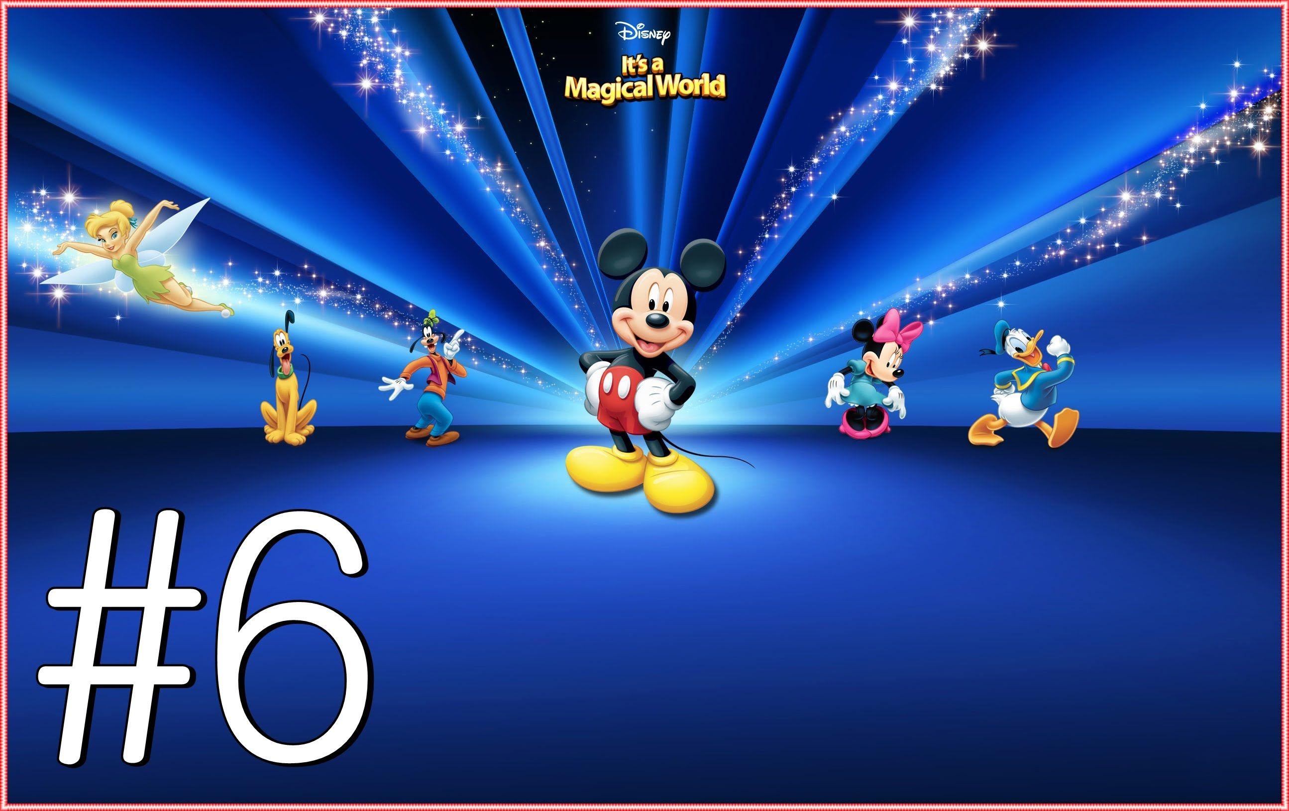 Wir machen uns im sechsten Part auf nach Cinderella!