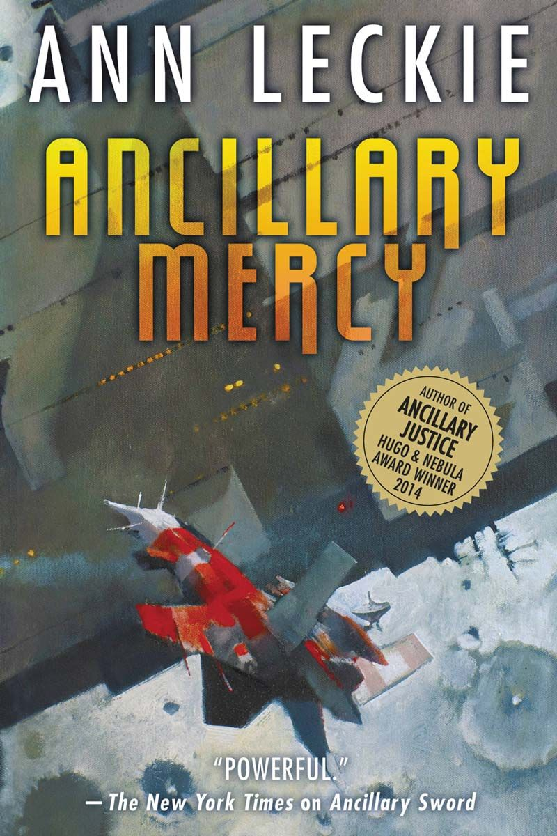 Ancillary Mercy ebook EPUB/PDF/PRC/MOBI/AZW3 free download. Author: Ann  Leckie