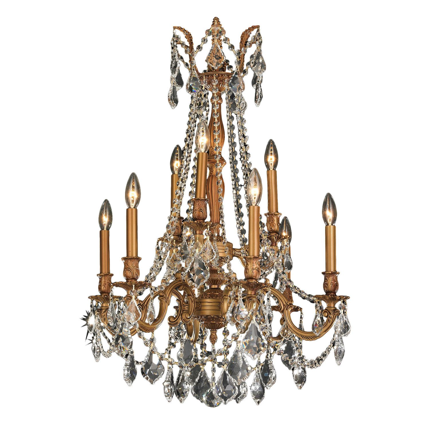 Worldwide lighting corp windsor french gold nine light chandelier worldwide lighting corp windsor french gold nine light chandelier on sale arubaitofo Gallery