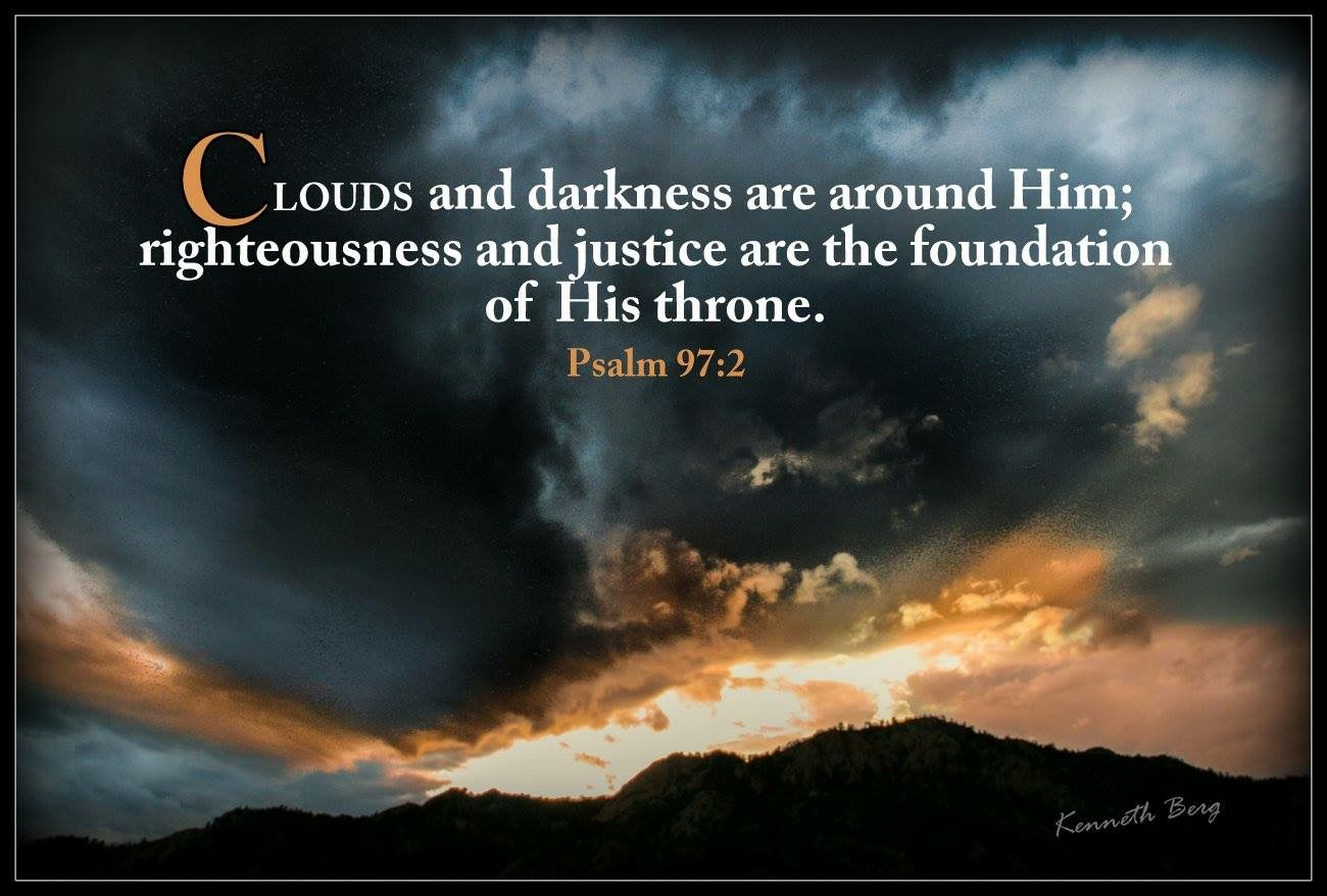 Psalm 97:2