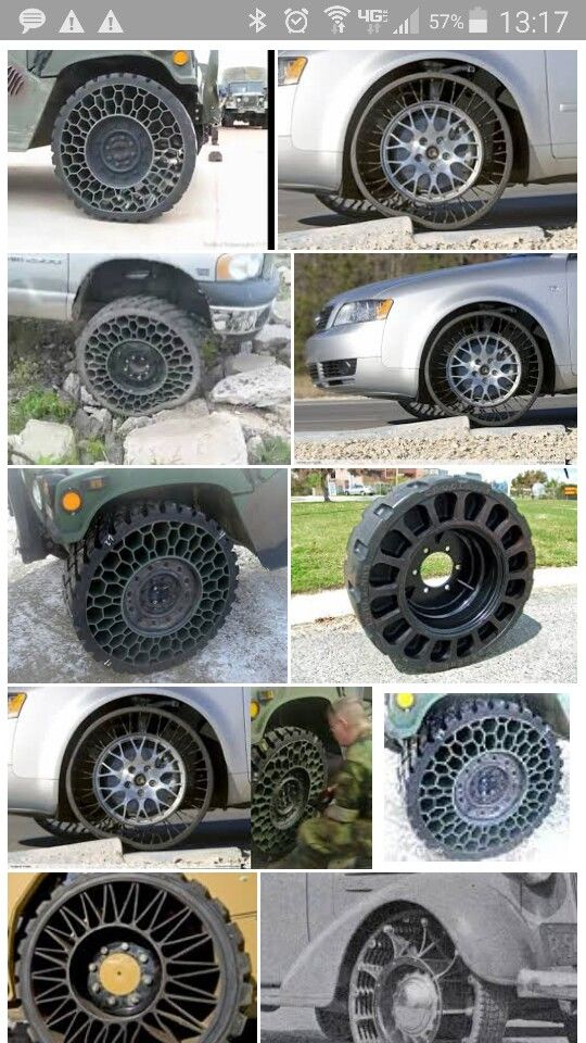 Airless Tires A Must Have Fire Survival And Ease Of Mobility