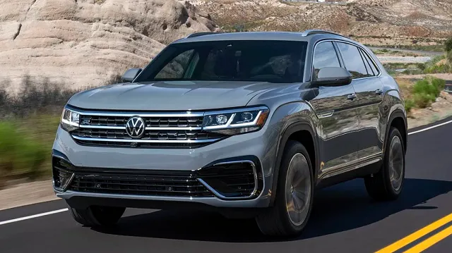 2021 Vw Atlas Could Come With Exterior And Interior Novelties