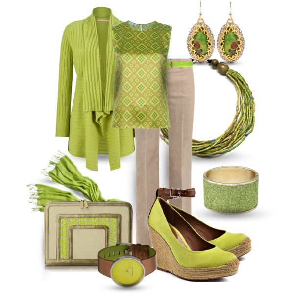 """Key Lime Pie"" by yasminasdream on Polyvore"