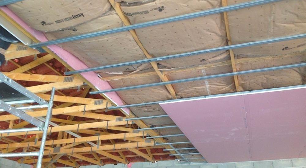 Plafond En Plaque De Platre Coupe Feu Coupe Feu Plafond En Placo Plaque De Platre