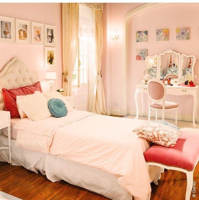 Habitaci n de mbar soy luna 2 decoraciones de cuarto for Decoraciones para mi cuarto
