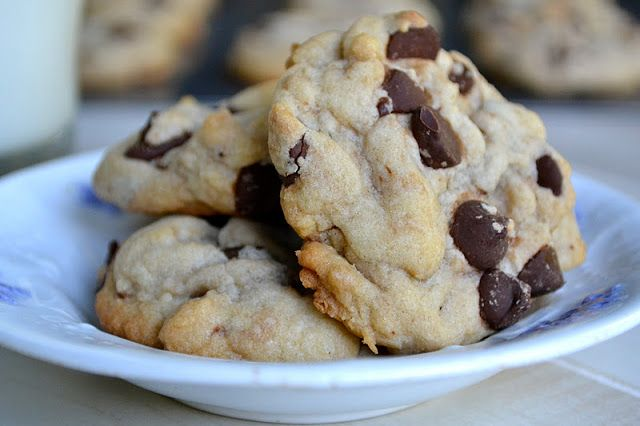 Chocolate Chip Cookies (Mother Thyme blog)