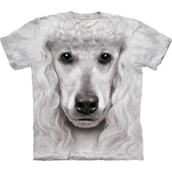 Poodle Face - Dogs T Shirt by the Mountain-Child and Adult Sizes | eBay