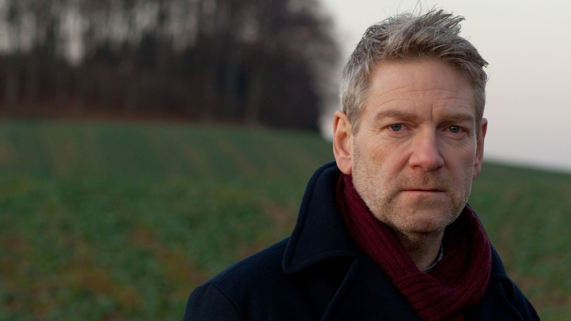 Kenneth Branagh stars as the brooding Swede Inspector Kurt ...