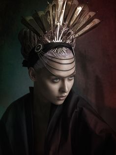 Victoria Zuban by David Benoliel in Haunted