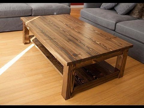 Solid Wood Coffee Table Center Table Designs | RobertoBoat.com