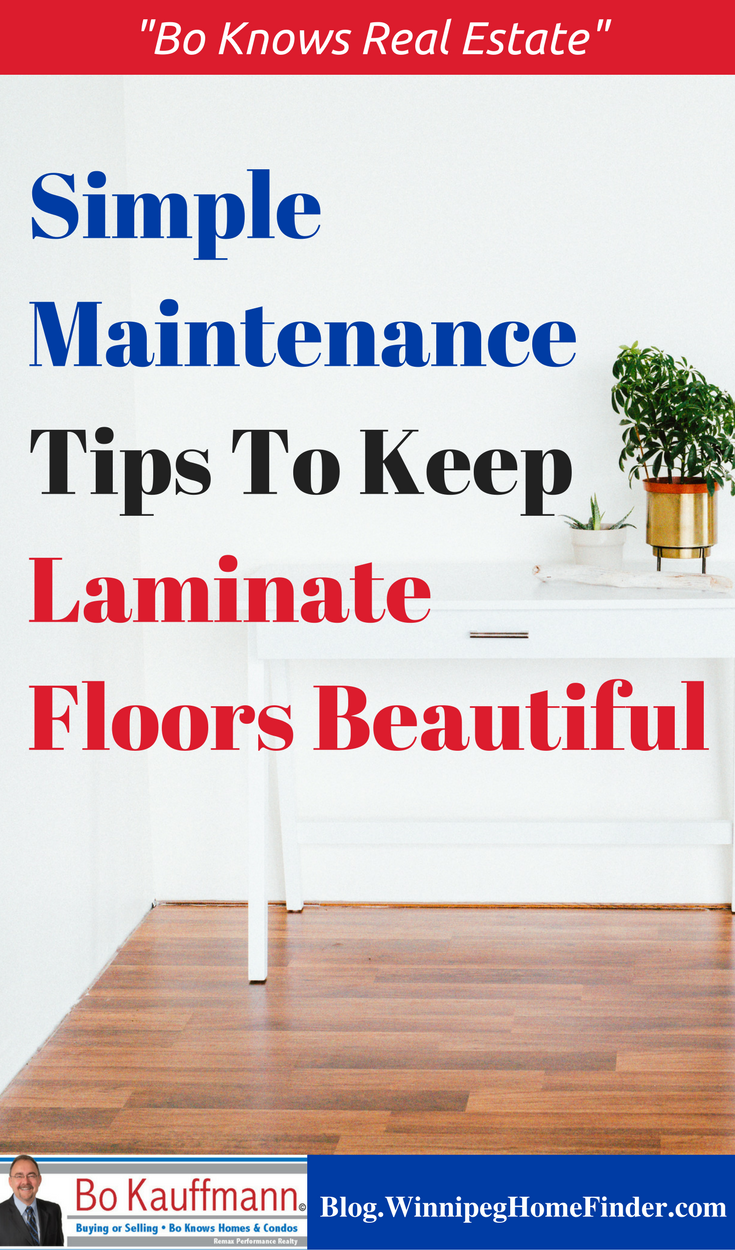 Simple Tips To Keep Your Laminate Floors Clean And Good Looking ...
