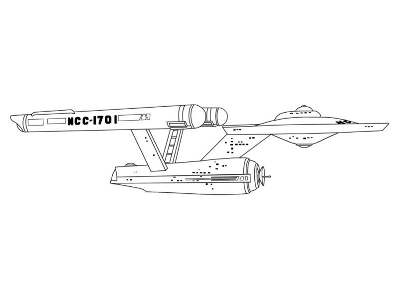 Star Trek The Animated Series Coloring Pages Star Trek Animation Series